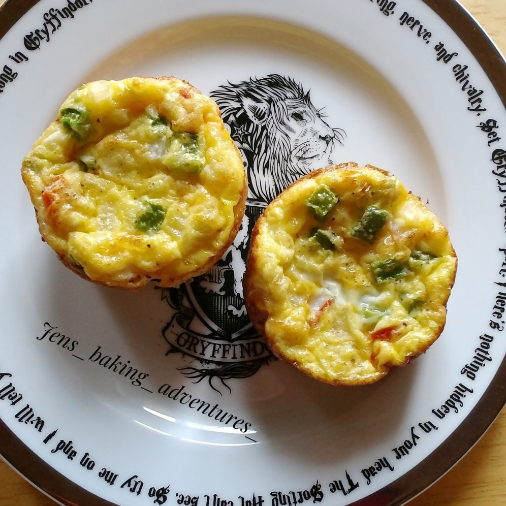 Quiche Cups (Low Carb)